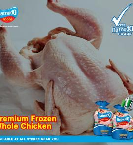 Health Benefits of natnudO Chicken